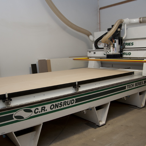 COMMERCIAL WOODWORKING PROJECTS